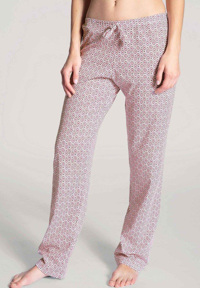 Calida - Pyjama bottoms - barberry red