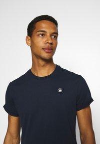 G-Star - LASH 2 PACK - Basic T-shirt - sartho blue - 4