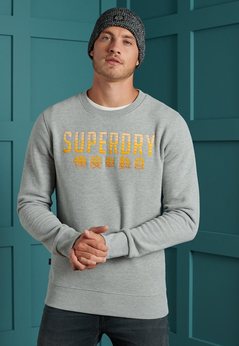 Hombre LIMITED EDITION EMBROIDERY FADE - Sudadera
