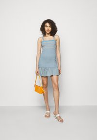 CECILIE copenhagen - JUDITH - Pletené šaty - blue - 1