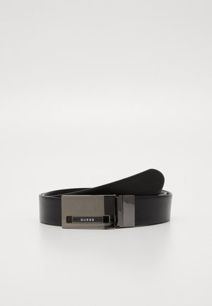 REVERSIBLE AND ADJUSTABLE BELT - Pásek - black