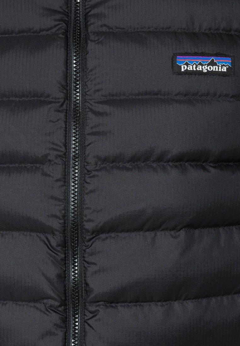Patagonia Vest blacksvart Zalando.no