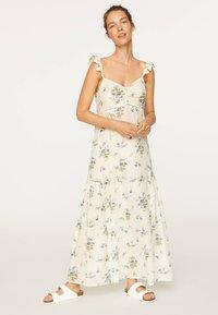 OYSHO - Maxi dress - white - 1