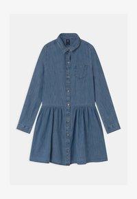 GAP - GIRLS - Denim dress - blue denim - 0