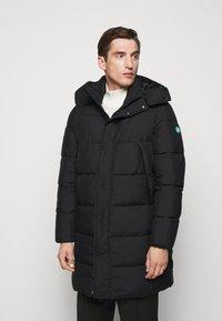 Save the duck - RECYY - Winter coat - black - 0