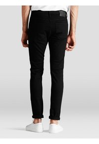 Jack & Jones - Vaqueros pitillo - black denim - 1