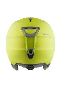 Alpina - GRAND JR - Helmet - neon-yellow - 1