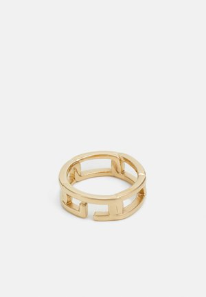 CHAIN ON RAILS - Anillo - gold-coloured
