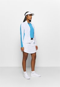 J.LINDEBERG - MARIE FULL ZIP MID LAYER - Sportovní bunda - white - 1
