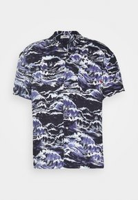 JPRRDDWAVE RESORT - Overhemd - navy blazer