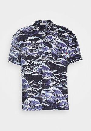 JPRRDDWAVE RESORT - Košile - navy blazer