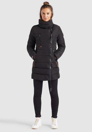 GEMMANA - Cappotto invernale - schwarz