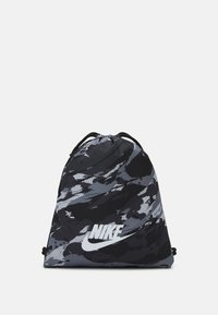 Nike Sportswear - HERITAGE - Rucksack - black/white - 0