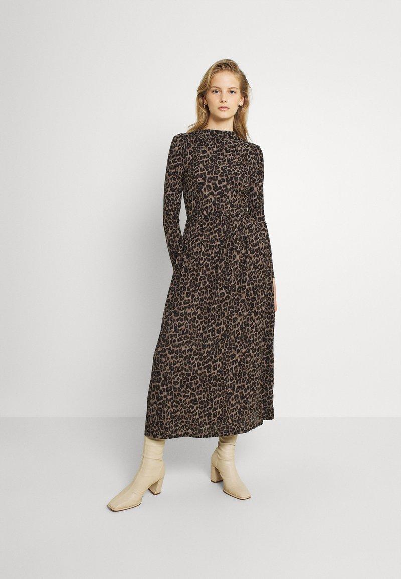 JDY - JDYSVAN DRESS  - Maxi dress - black