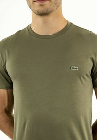 Lacoste - T-shirt basique - vert - 3
