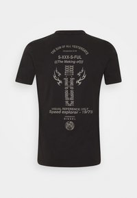 Diesel - T-DIEBIND T-SHIRT - Camiseta estampada - black - 1
