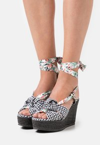 Gioseppo - High heeled sandals - multicolor - 0
