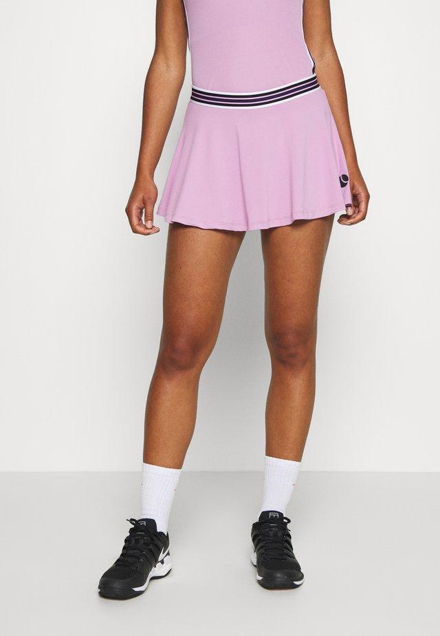 TRISTA SKIRT - Jupe de sport - violet tulle
