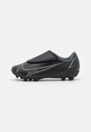 MERCURIAL JR VAPOR 14 CLUB MG UNISEX - Chaussures de foot à crampons - black/iron grey