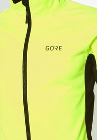 Gore Wear - TEX INFINIUM™ THERMO - Softshelljacke - neon yellow/black - 2