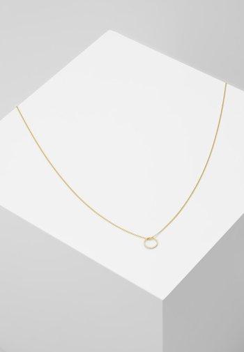 NECKLACE LEAH - Necklace - gold-coloured