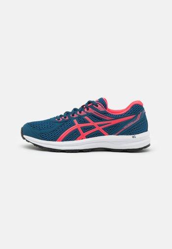 GEL BRAID - Zapatillas de running neutras - mako blue/diva pink