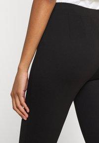 Vila - VIVALASA LEGGINGS - Leggings - Trousers - black - 5