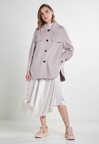Rosa & Me - YUNA - Short coat - dune - 1