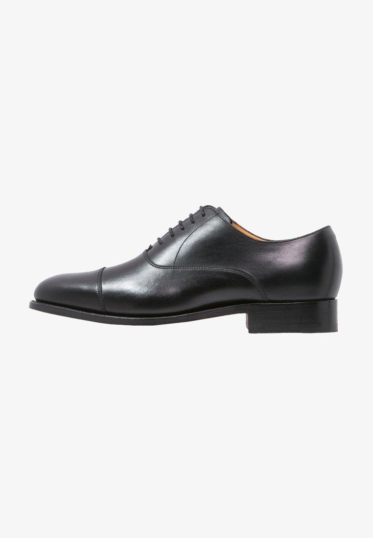 Barker - DUXFORD - Stringate eleganti - black