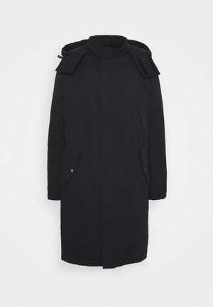 ELM  - Winter coat - black