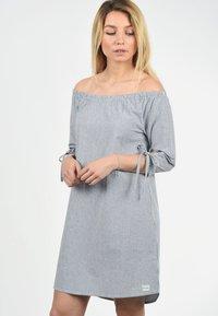 Blendshe - Day dress - dark blue - 3