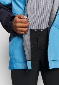 The North Face - BRIGANDINE FUTURELIGHT JACKET - Hardshell jacket - ether light blue/tnf black - 3