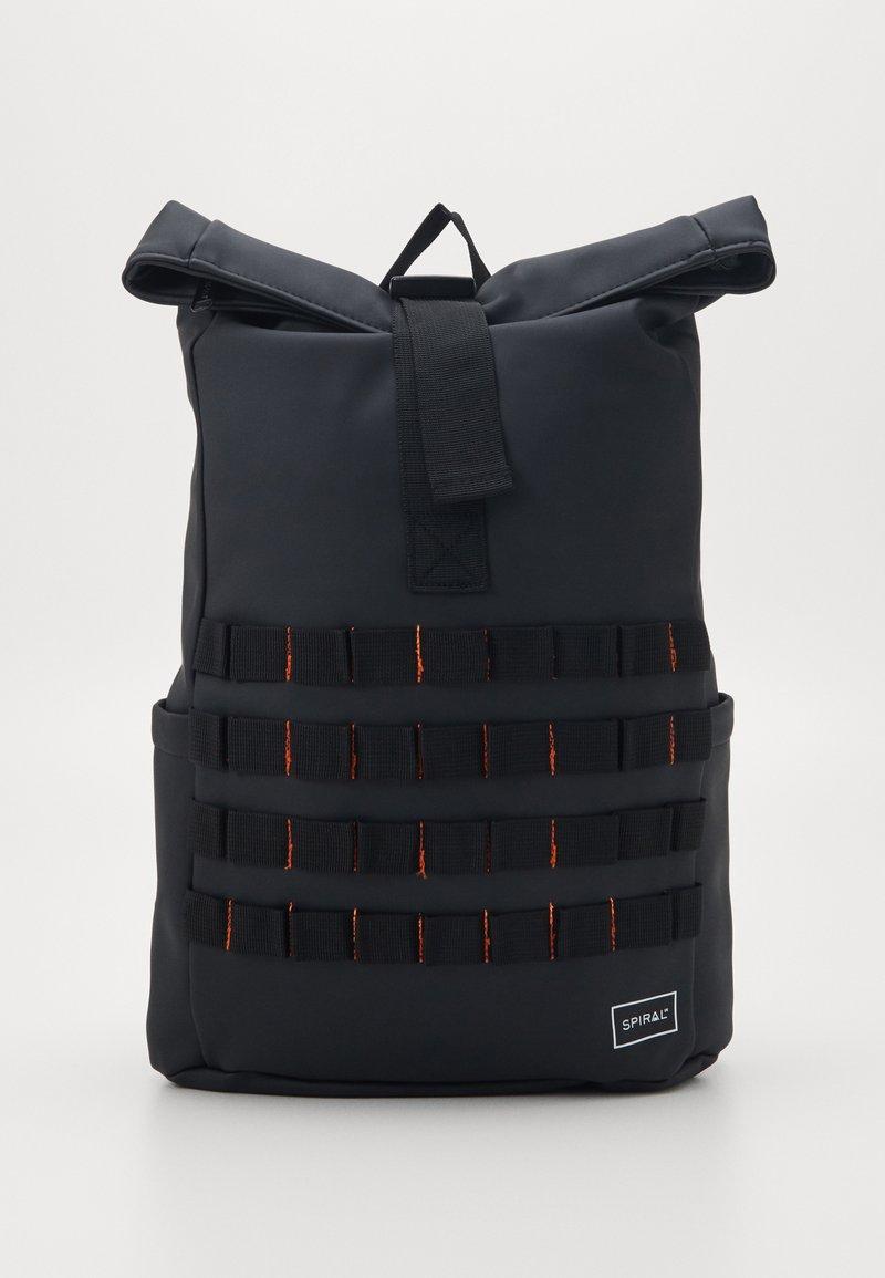 Spiral Bags - HIGHLAND - Plecak - black