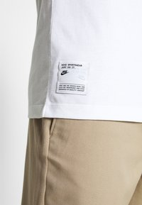 Nike Sportswear - TEE - Långärmad tröja - white - 5