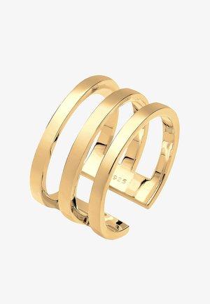 RING SILBER - Ring - goldfarben