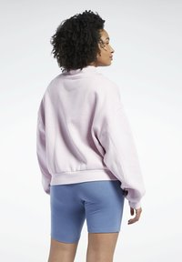 Reebok Classic - Fleece jumper - pink - 1