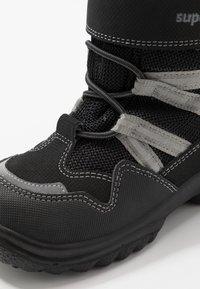 Superfit - SNOWCAT - Zimní obuv - schwarz/grau - 5
