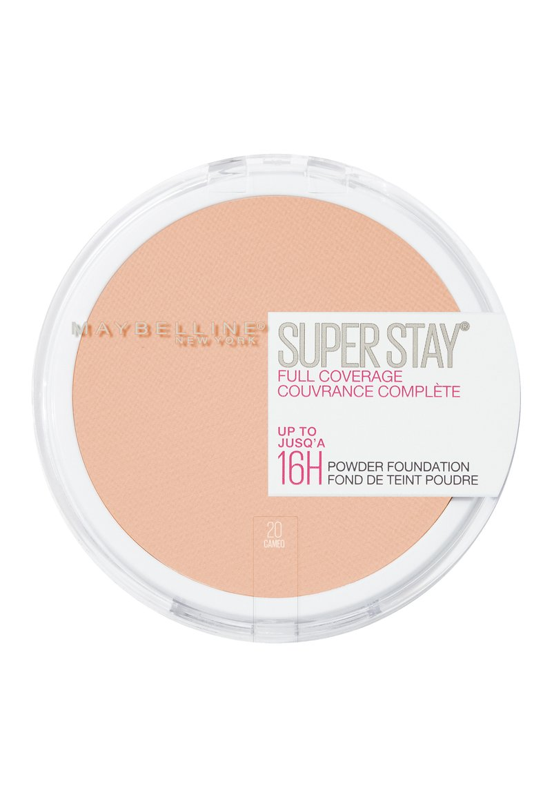 Maybelline New York - SUPERSTAY 24H PUDER - Puder - 20 cameo