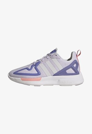 ZX 2K FLUX SHOES - Sneaker low - purple