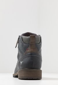 Mustang - Bottines à lacets - navy - 3