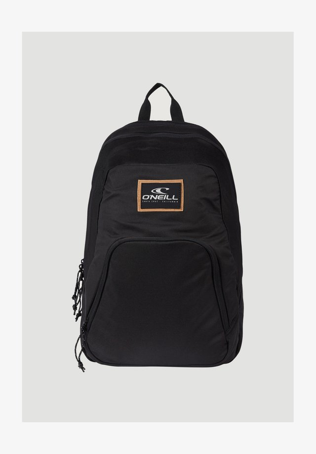 WEDGE BACKPACK - Rugzak - black out