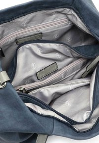 Emily & Noah - ELKE - Shopping bag - blue - 4