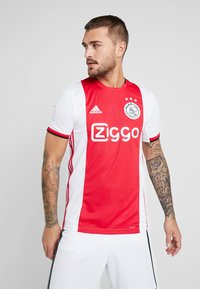 adidas Performance - AJAX AMSTERDAM H JSY - Club wear - red/white/black - 0