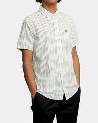 RVCA - Shirt - antique white - 2