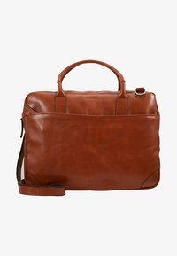 Royal RepubliQ - EXPLORER LAPTOP BAG SINGLE - Portfölj - cognac - 6