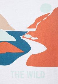 Faguo - UNISEX - Print T-shirt - weiss - 5