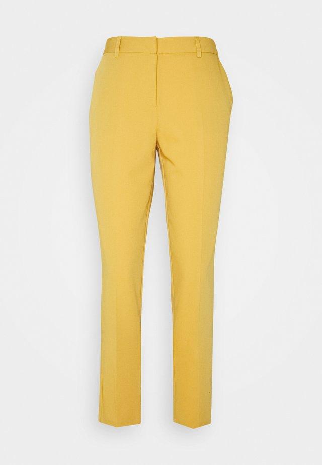 ANKLE GRAZER - Pantalon classique - ochre