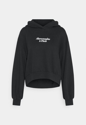 UPPER TIER EXPLODED LOGO - Hoodie - black
