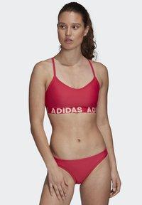 adidas Performance - BEACH BIKINI - Bikini - pink - 0