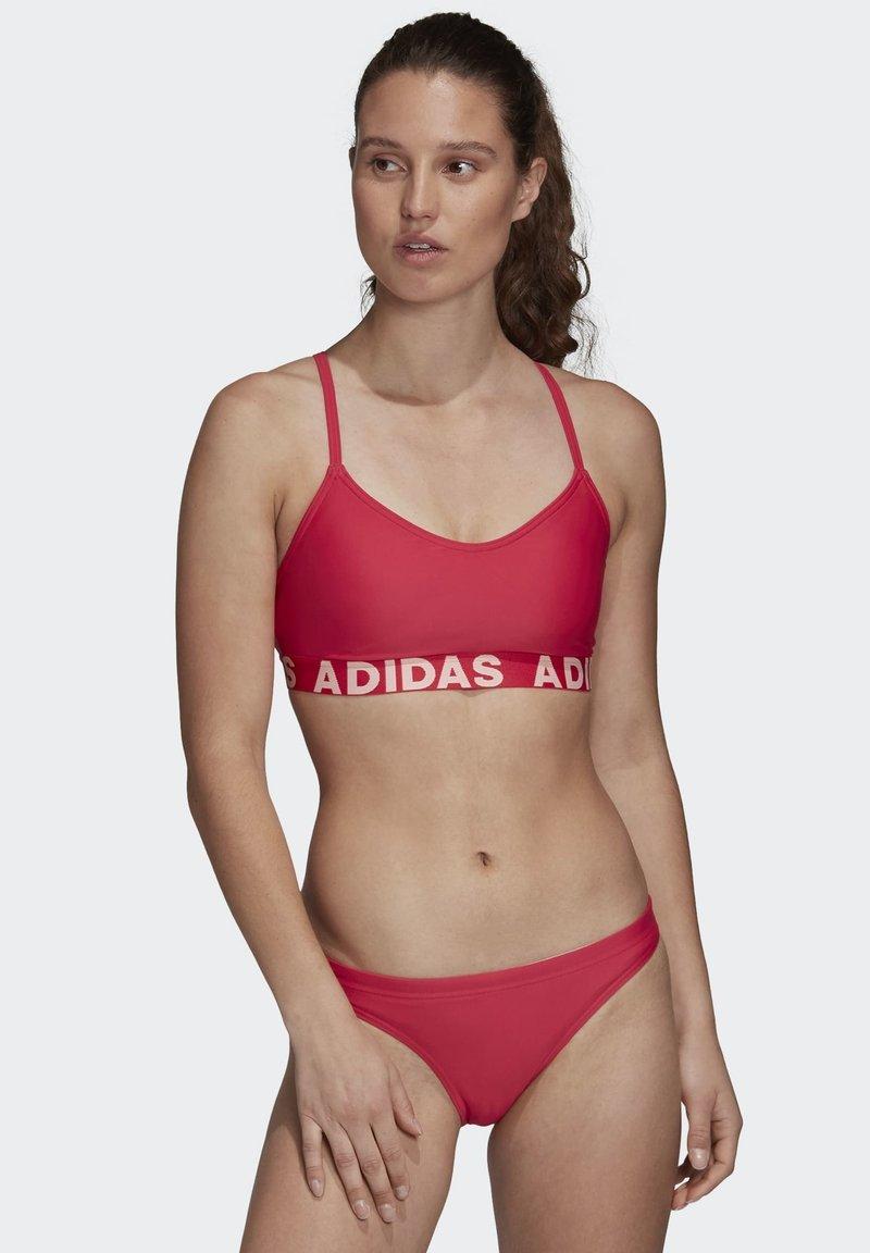 adidas Performance - BEACH BIKINI - Bikini - pink